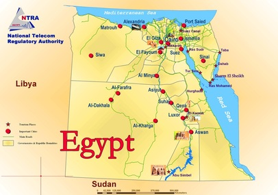 Geography Ancient Egypt - Natural resources in egypt